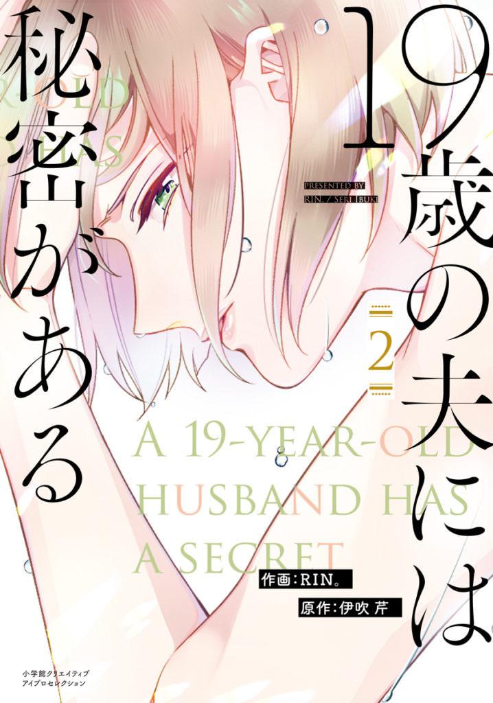 【単行本】19歳の夫には秘密がある 2